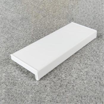 Vnitřní PVC parapet bílá